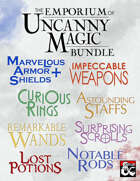 The Emporium of Uncanny Magic [BUNDLE]