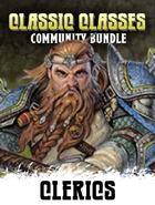 Classic Classes 5E: Cleric [BUNDLE]