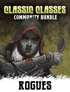 Classic Classes 5E: Rogue [BUNDLE]