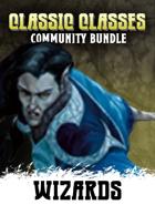 Classic Classes 5E: Wizard [BUNDLE]