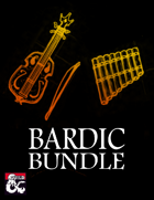 The Bardic Bundle [BUNDLE]