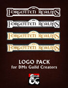 Forgotten Realms logo pack