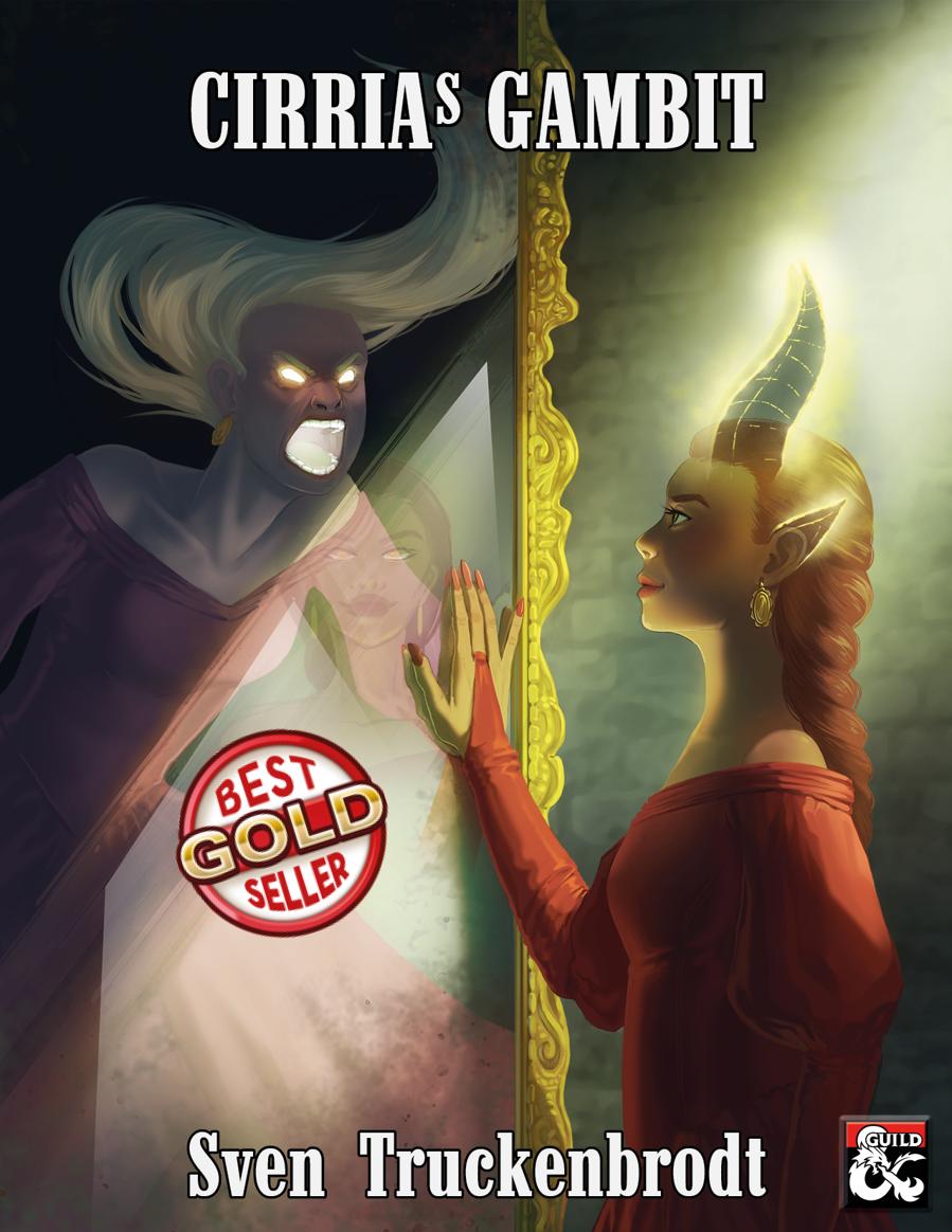 Cover of Cirria's Gambit