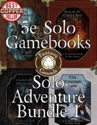 Solo Adventure Bundle 1 (Fantasy Grounds) [BUNDLE]