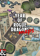 Year Of Rogue Dragons Maps [BUNDLE]