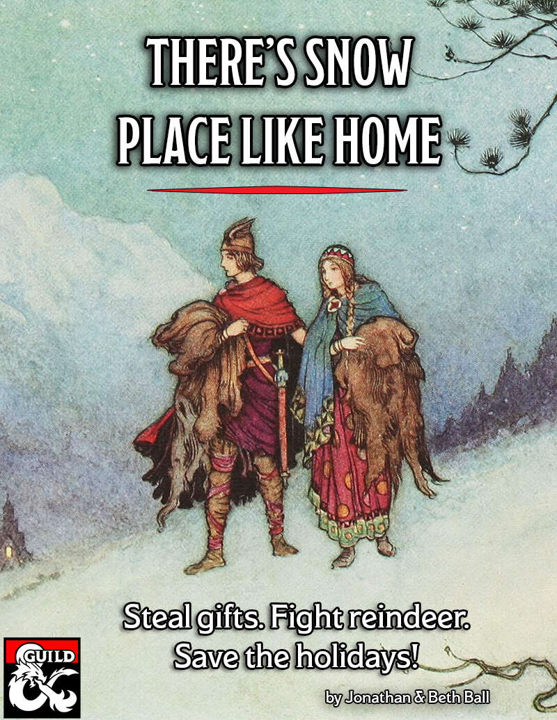 Cover of There's Snow Place Like Home