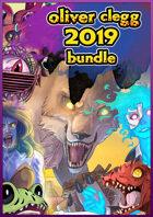 Oliver Clegg 2019 Bundle [BUNDLE]