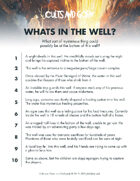10 Things At The Bottom Of A Well