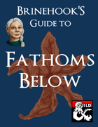 Brinehook's Guide to Fathoms Below