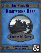The Ruins of Nightstone Keep