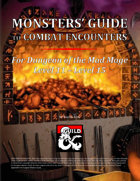 Monsters' Guide to Combat Encounters for DotMM L11-L15 [BUNDLE]