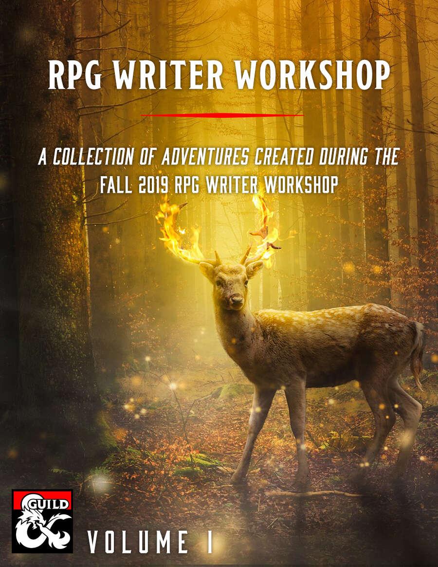 RPG Writer Workshop FW19 Bundle #1