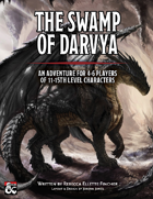 The Swamp of Darvya