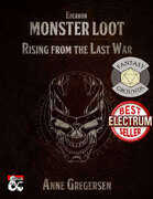Monster Loot – Eberron: Rising from the Last War (Fantasy Grounds)