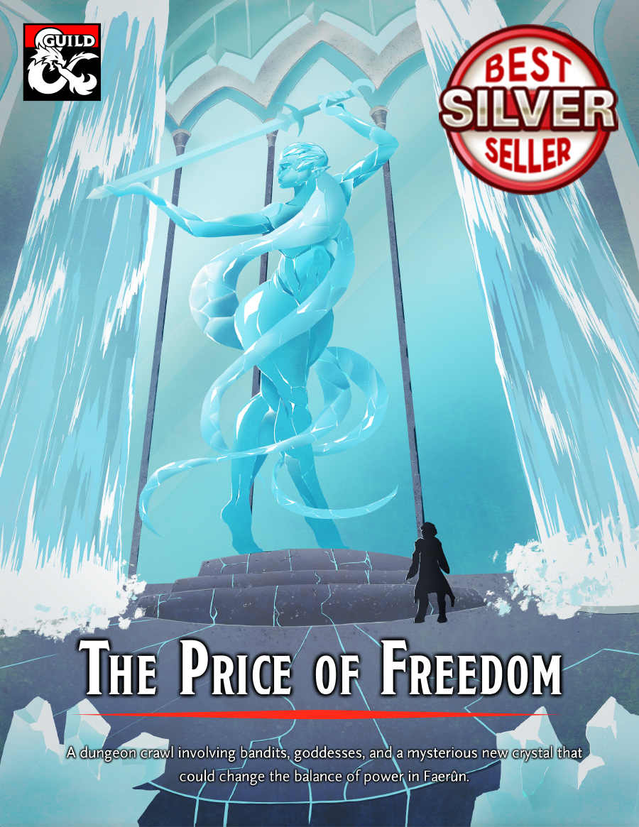 Cover of The Price of Freedom