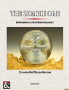 The Zombie Orb
