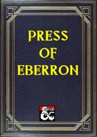 Press of Eberron
