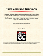The Goblins of Duskwood