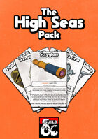 The High Seas Pack