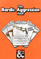 The Bardic Aggression Pack