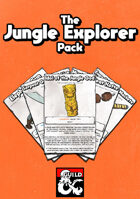 The Jungle Explorer Pack