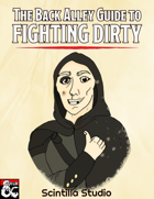 The Back Alley Guide to Fighting Dirty