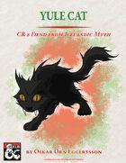 Yule Cat - CR8