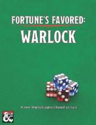 Fortune's Favored: Warlock