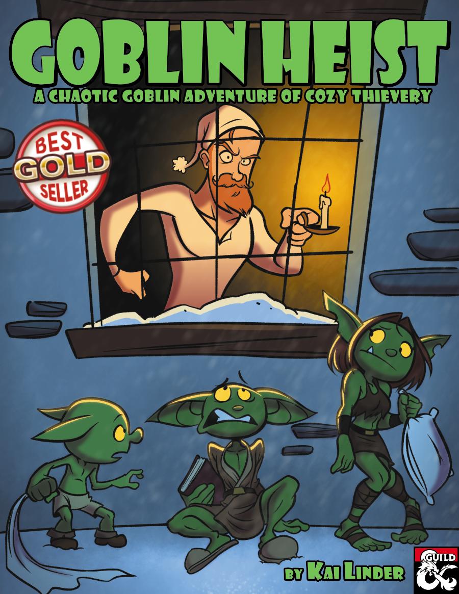 Cover of Goblin Heist