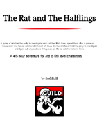The Rat and The Halflings