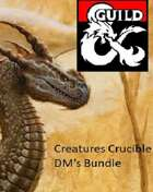 Creatures Crucible Bundle [BUNDLE]