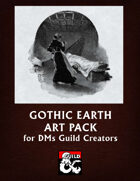 Gothic Earth art pack