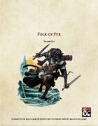 Folk of Fur: Volume 1