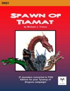 Spawn of Tiamat