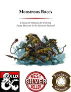 Monstrous Races (Fantasy Grounds)