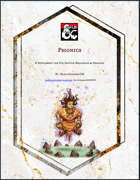 Psionics: A Supplement for 5E