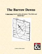 Short Story-The Barrow Downs