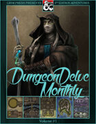 Dungeon Delve Monthly - January 2020
