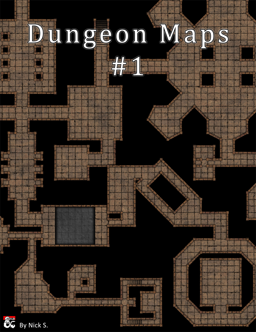Dungeon Maps #1 - Dungeon Masters Guild   Dungeon Masters Guild on special maps, pathfinder d maps, battle maps, dragon maps, town maps, classic maps, two worlds ii maps, city maps, iron curtain borders maps, the rise of runelords maps, wilderness map, rpg maps, dungeons dragons, mining maps, baldur's gate maps, keep maps, sword maps, world maps, d&d maps, star trek maps, detente maps, food maps, dnd maps, star wars role-playing maps, orontius finaeus maps, gaming maps,