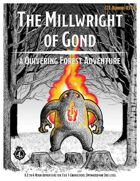 CCC-KUMORI-03-02 The Millwright of Gond: A Quivering Forest Adventure