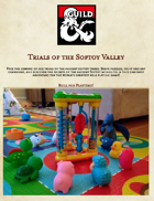 Cover of Trials of the Softoy Valley