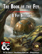 The Book of the Fey: A Fey Bestiary (Fantasy Grounds)
