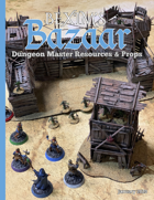 Bexim's Bazaar: Dungeon Master Resources & Props