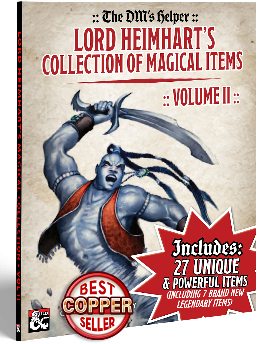 Lord Heimharts Magical Collection Volume 2