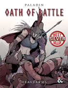 Oath of Battle: A Paladin Sacred Oath