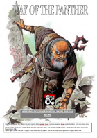 Way of the Panther (Monk Order 5e)