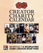 d2020 Creator Charity Calendar