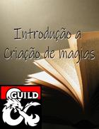 Introdução a criação de magias