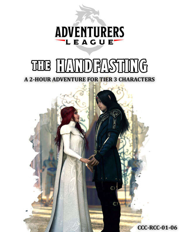Cover of CCC-RCC-01-06 The Handfasting