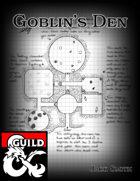 Goblin's Den 1 Page Adventure
